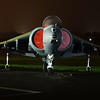 BaE Harrier XS991 GR3 of 1fighter Sqn