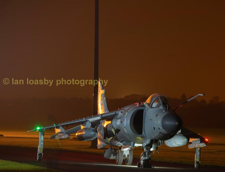 Sea Harrier FA2  ZH 796
