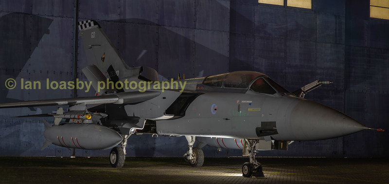 Panavia Tornado F3 43(f) sqn