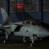 ZD 715 Panavia Tornado GR4 12 (B) sqn RAF Lossiemouth