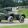British Army WWII  damler mk 1 armoured car