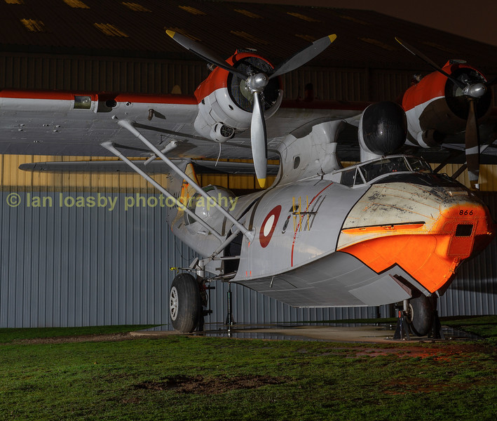 PBY-6A  Catalina