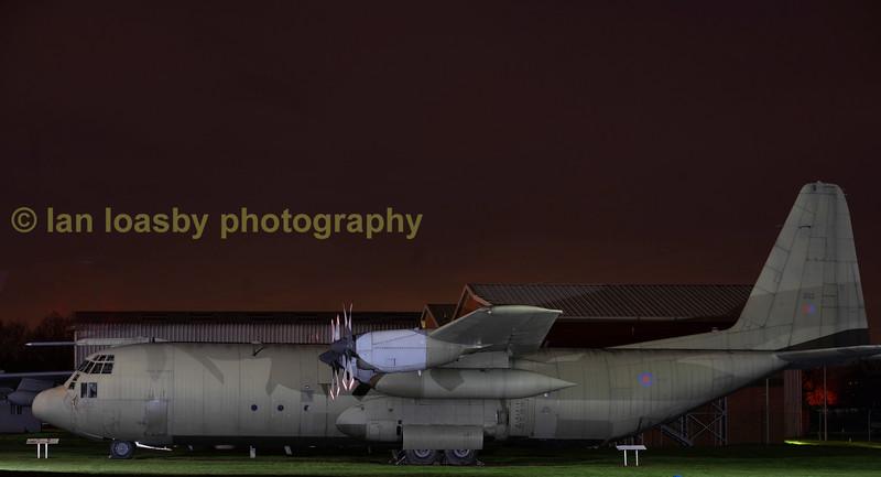 Lockheed Hercules C130K Mk3