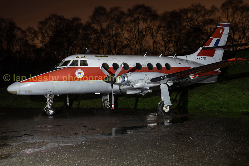 Scottish Aviation Jetstream T Mk1