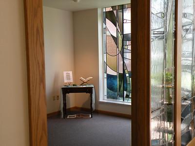 Marian Reflection Room, Sancta Maria in Ripa
