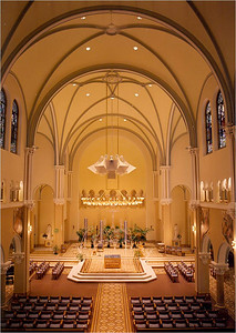 Our Lady of Good Counsel Chapel