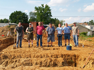 2009 Thrivent Builds construction