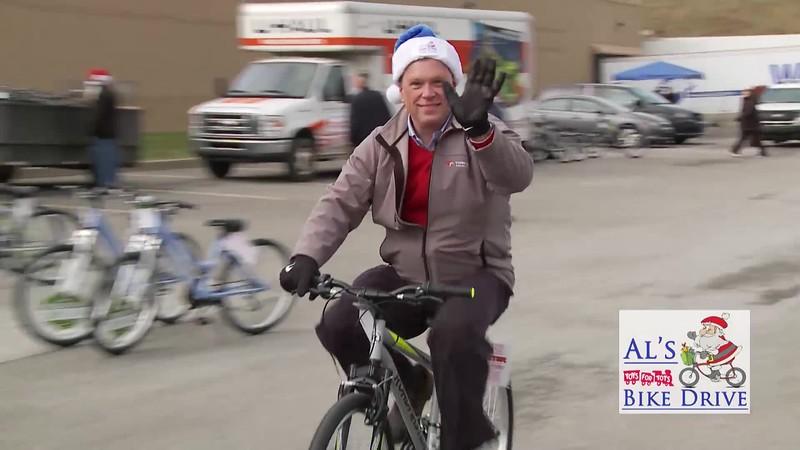 2018 Bike Drive Summary Video
