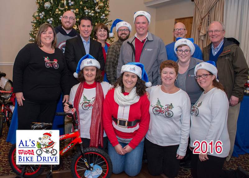 2016 - The Bike Drive Team