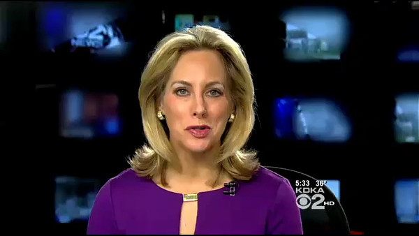 We received some terrific television coverage from all three networks here in Pittsburgh. This clip is from our CBS adffiliate, KDKA.