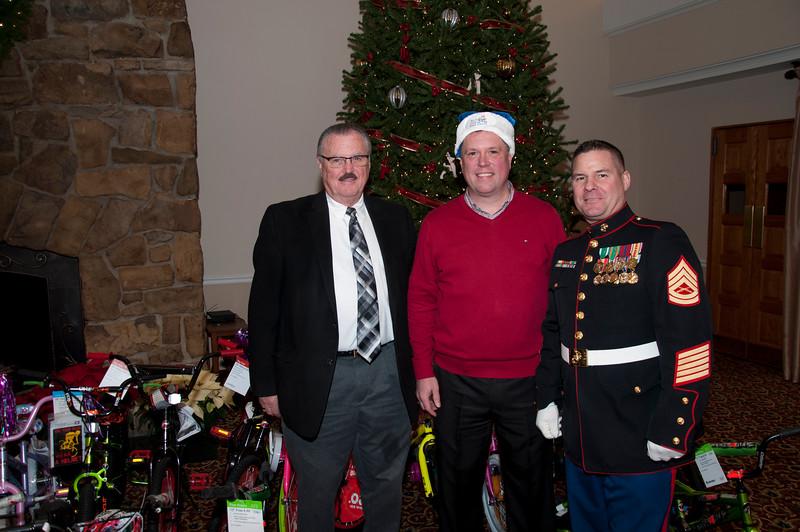 Al Todd Sr, Al Todd & Kevin Geppert.