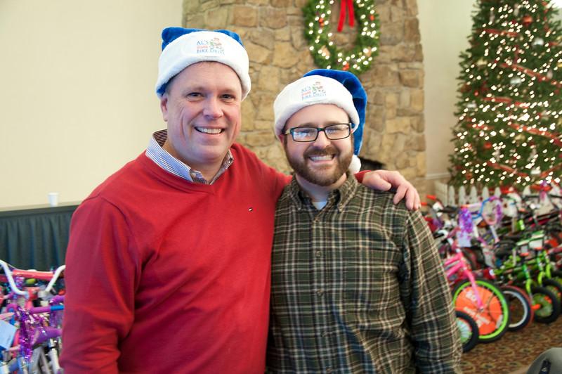 Al Todd & Steve Hill