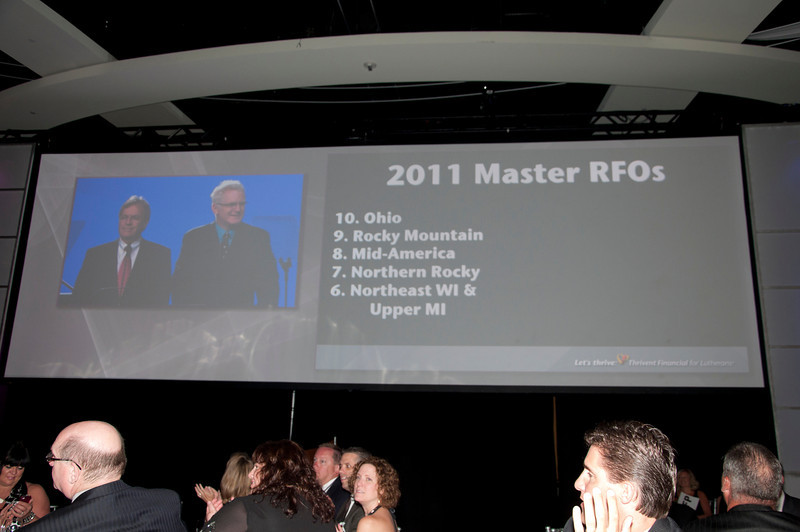 The Ohio Region was recognized as a Master RFO!