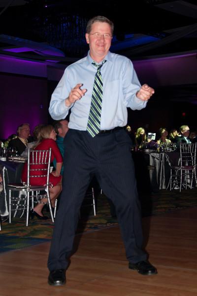 Steve's got the moves!