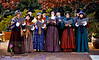 December 9, 2008<br /> <br /> Carolers at the arboretum.