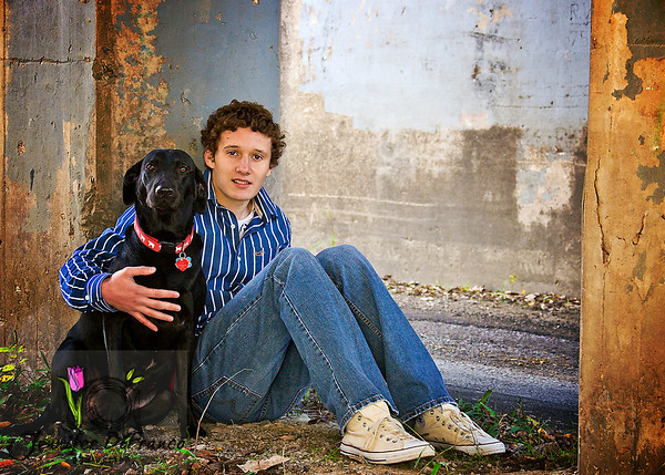 December 3, 2008<br /> <br /> Tucker - and his dog Maggie