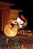 December 31, 2008  Too much eggnog?<br /> <br /> I had to laugh when I saw this snowman in my neighbors front yard.  He has had a long hard holiday season and seems to be a bit too partied out.<br /> <br /> Happy New Year everyone.