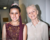 "November 23, 2009 - Emily and the instructor from the Moscow Ballets The Nutcracker. She danced in the Arabian Coffee Dance on Sunday with the Moscow Ballet<br /> <br /> I wasn't allowed to take many photos of Em on Sunday. They were EXTREMELY strict about photography due to costume and scenery design concerns.  I did manage a few backstage however.  It was an amazing experience for Emily and I am so grateful that I was able to share it backstage with her. There were about 9 kids her age that myself and another Mom were watching during the first show.  Fantastic kids - and the other Mom was equally as wonderful.  She is also a ""photo-bug"".  So we had a lot to talk about.<br /> <br /> I am not even sure I can acurately describe the experience.  The Russian dancers were nothing short of awe-inspiring.  The beauty, grace, strength they possess is something I have never seen in person before.  The stage Moms were allowed to stand way back in the wings while our group of kids were performing - that alone is something I will never forget.<br /> <br /> The lady in the photo with Emily has to be one of the most beautiful women I have ever encountered.  She was extremely strict and demanding of the kids, but yet she was so kind and encouraging at the same time.  Her love of dance and drive to get the best from them was obvious.<br /> <br /> Before she allowed them to perform she made them do barre work. I stood there amazed as she did it right along with them.  I am not sure of her age - but I was shocked and not merely a bit envious at the way she could move her body.<br /> <br /> When Emily performed the last show of the run we were in the audience - 4 rows back - dead center.  I couldn't help but cry and I felt as if my entire being was going to explode with pride. Even though it was a bit embarassing for me, I couldn't seem to stop myself from leaning over to the lady sitting beside me and saying ""that is my daughter"" when Emily came on stage.<br /> <br /> She will be auditioning again next year - the last year she will be eligble before she turns 18. Ian and I have already decided - next year it will be VIP tickets so we can be dead center - hopefully FRONT row.  :)<br /> <br /> If you get a chance to see The Moscow Ballet perform the Great Russian Nutcracker - please do so.  It is a truly incredible experience. 97 students ages 7-16 from 23 studios across the Dallas/Ft.Worth metroplex were able to perform with them.  They do this at each of the cities they perform in.  The gift they give to our children is reason enough to spend the money to see them.  The experience really is - a precious gift...  for the students and their very proud parents."