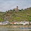 Rhineland Castles & Towns - Gutenfels Castle at Kaub