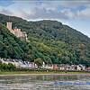 Rhineland Castles & Towns - The Stolzenfels Palace nr. Koblenz