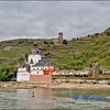 Rhineland Castles & Towns - Pfalzgrafenstein Castle, Kaub