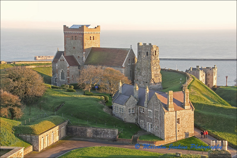 A View From Dover Castle