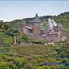 Rhineland Castles & Towns - Castle Stahleck