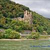 Rhineland Castles & Towns - Castle Reichenstein