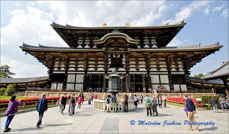 The Todaiji Temple