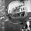 Dutch Street Reflection 4