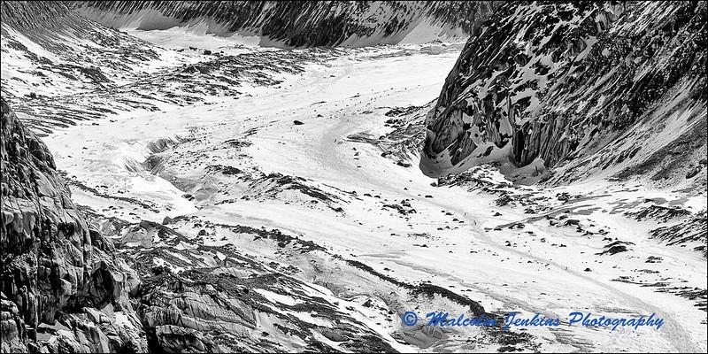 Skiing The Vallée Blanche