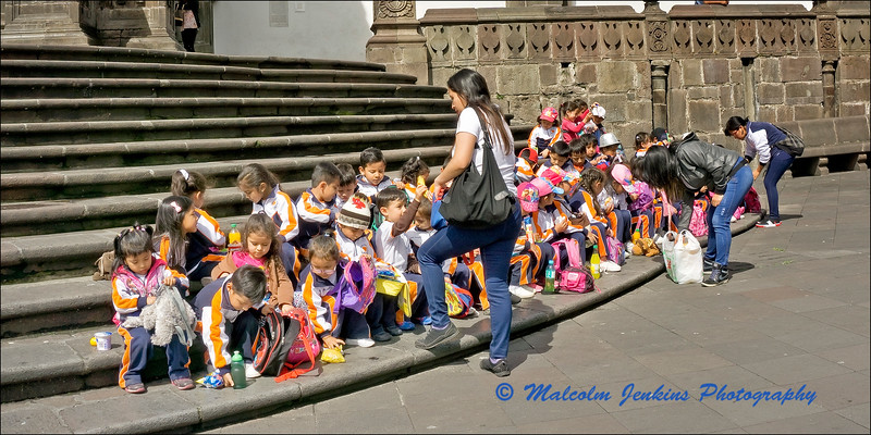 School Trip to Quito City