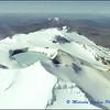 Mts Ruapehu, Ngauruhoe and Tongariro