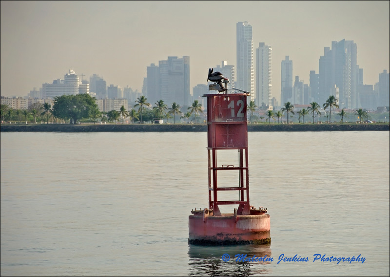 Panama and The Canal - Panama City at Dawn