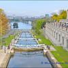 The Locks in Ottowa