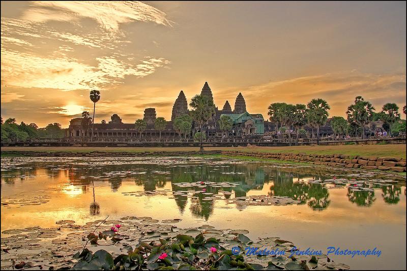 Angkor Wat at Dawn (2)