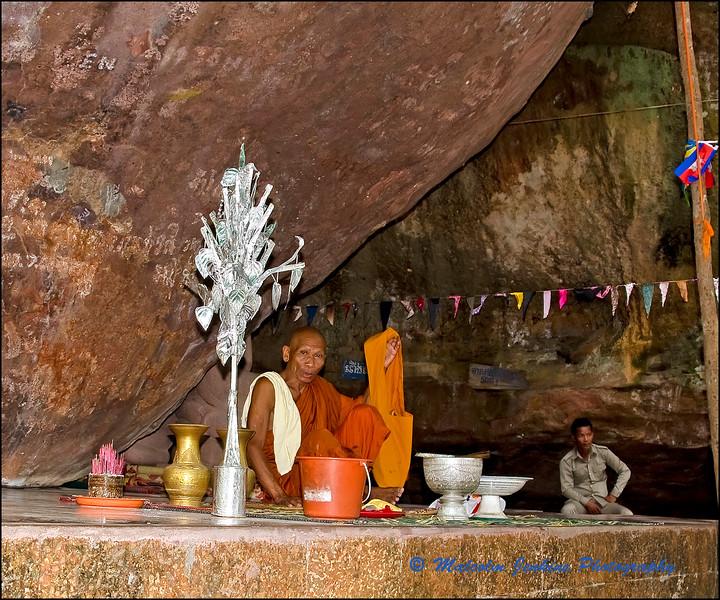 The Buddhist Monk