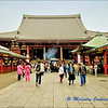 The Sensoji Temple