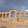 Jerash: Hippodrome Wall