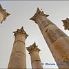 Jerash: Temple Columns