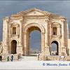 Jerash: Hadrianus Arch