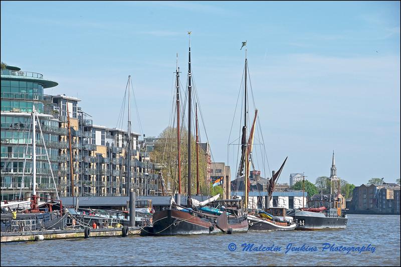 St Catherine's Dock