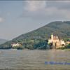 Vienna to Linz on The Danube - Looking Back at The Schloss Schönbühel