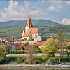 Vienna to Linz on The Danube - Village of Weissenkirchen