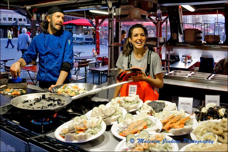 Street Food in Bergen