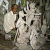 Maker of Kumartuli Idols