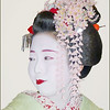 Study of a Geisha (3)