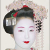 Study of a Geisha (2)