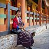 A Buddhist Worshipper