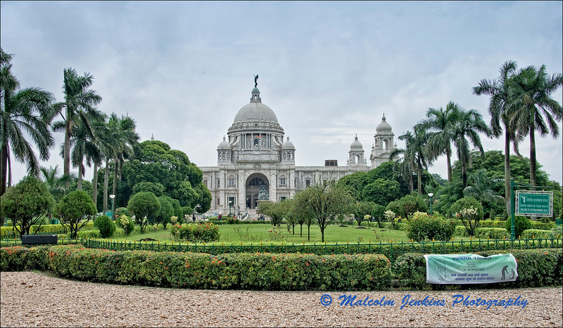 Victoria Memorial (entrance view - main gate)
